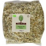 Organic Rye - Flakes